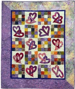 That's Amore Quilt pattern #8107