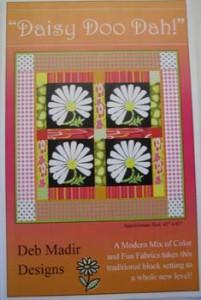 Daisy Doo Dah pattern