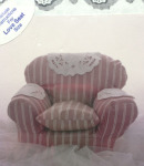Overstuffed Doll Chair pattern