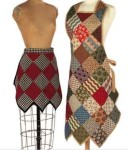 Aprons, pants and tops patterns