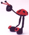 Lucy Lady Bug pattern