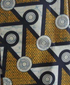 African Print #496