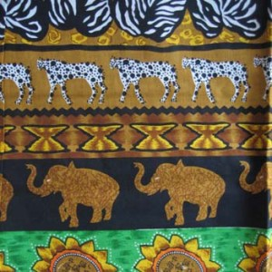 African Print #498