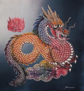 Dragon panel #79