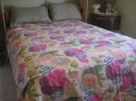 Kantha Cream quilt