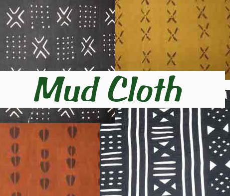 Mud Cloth Unique Spool